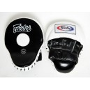 FMV9 Лапы для бокса. Загнутые. Fairtex Contoured Pro Focus Mitts