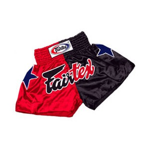 BS085 шорты Fairtex Muay Thai