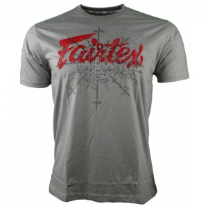 "TS-16 Футболка ""CIRCLE TATOO"" Fairtex"