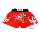 BS630  Never Give Up Fairtex Muaythai Shorts