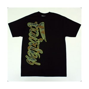 "TS-24 Футболка ""Fairtex Sideways Camo Logo"""